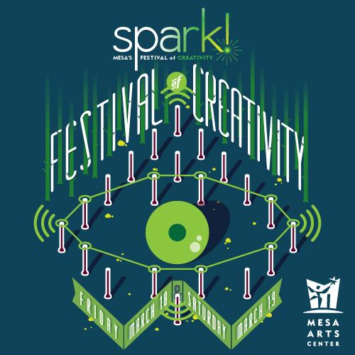 spark-mesa-s-festival-of-creativity-events-spark-mesas-festival-of-creativity-logo